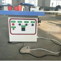 China light weight manual mdf portable PVC edge banding machine with cheap price on sale