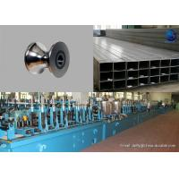 Welding Pipe Roll Made Of D2 Material , Construction Pipe Manufacturing