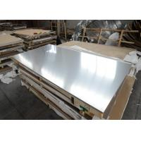 China 8k Mirror Finish Aisi 304 Stainless Steel Sheet 316L Stainless Steel Plate wholesale