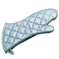 China Steam Protection Silver Oven Mitts high Flexibility Fits Comfortably wholesale