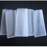 China Customized Size High Temperature Filter Bags , Recyclable Filter Media Bags wholesale