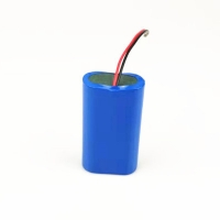 China LiFePO4 7.4V 18650 Rechargeable Lithium Battery 2500mAh wholesale