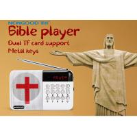 China Catholicismusb stick mini radio portable speaker wholesale