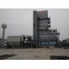 China 260 Tph Conveyor Belt 45 KW Burner Fan Asphalt Batch Plant 875L / Min Bitumen Pump wholesale