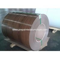 China Anti - Scratch Prepainted Galvalume Steel With Excellent Corrosion Resistance For Shutters wholesale
