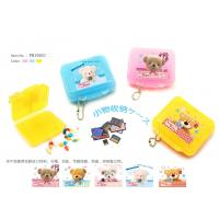 China PILL BOX - 5 DIFFERENT PRINTING wholesale