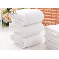 China Economic And Reliable Hotel Face Towel , Egyptian Cotton Washcloths wholesale