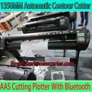 China 1350 Cutting Plotter With Bluetooth Large Vehicle Graphic Cutting Plotter With AAS Contour wholesale