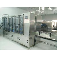 China Small Scale Soda Bottling Equipment , Carbonated Soft Drink Production Line Glass Bottle wholesale