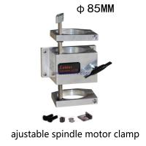 China 85MM CNC adjustable Spindle bracket clamp  for cnc spindle motor on sale