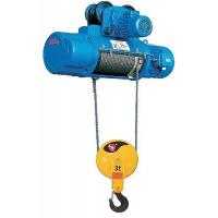 China CD / MD Type Electric wire rope hoist 500/3000kg with remote control wholesale