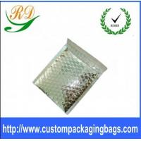 China Clear Self-adhesive Aluminum Foil ALM10 Bubble Mail Bags wholesale