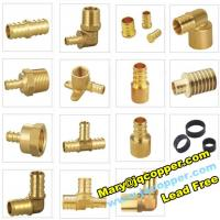 China Pex Fitting,Brass Pipe Fitting,Lead Free Fittings,Pex pipe plumbing fitting, Pex Tube Fittings wholesale