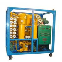 China Dual Stages High Vacuum Transformer Oil Purification Treatment Plant wholesale