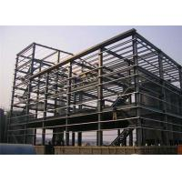 Easy Assembled Prefab Light Steel Structure Building Labor Saving Wind Resistance: