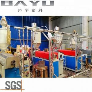 China Plastic Extruder Machine PA Strip Aluminum Profile Making Machine wholesale