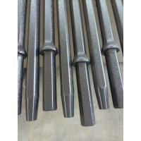 China Quarrying Mining Hex Drill Rod 11 Degree 1220mm 4 Feet Small Hole Drilling Tools wholesale