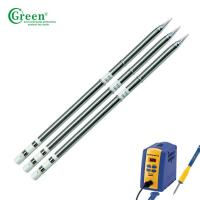China Lead Free Automatic Soldering Robot Tips T12-BC1 Series Stainless Color wholesale