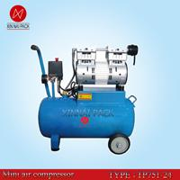 China TP751-24 Hot oil free silent medical industrial air compressor 24L 1HP wholesale
