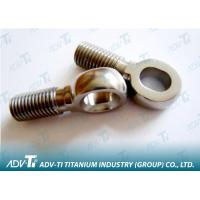 China Zinc Plating Titanium Precision Parts , Medical Customized Titanium Screws wholesale