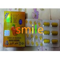 Quality African Mango Natural Slimming Capsule Fat Burner Fruit Plants Extract for sale