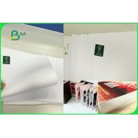 China Long Grain High Whiteness Wood Free Offset Paper Uncoated Pure Wood Pulp FSC on sale
