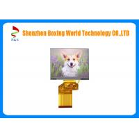 China 320 * 240 Pixels TFT LCD Display Module 3.5 Inch MCU Interface For Digital Video Camera wholesale