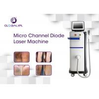 China High Power 808nm Diode Laser Epilation Machine Permanent Hair Removal on sale