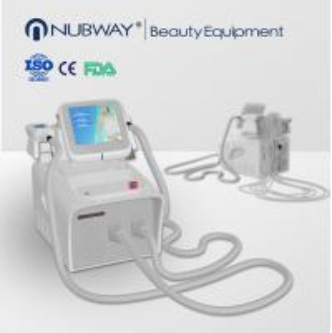 China Cryolipolysis & Lipo Laser Slimming Machine Fat Breaking and Fat Freezing on sale