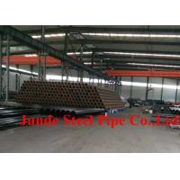 China API Spec 5L Oilfield Pipeline PE Coated ERW Line Pipe X42, X46, X52 in oil and gas industry made in china wholesale