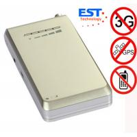4 Band Portable Cell Phone Signal Jamme Manufactures