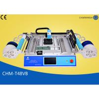 China Chmt48vb Table Top Pick And Place Smt Machine With 58pcs Feeders wholesale