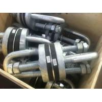 China double tensioner with rubber wholesale