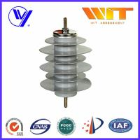 China 15KV Polymer Metal Oxide Gapless Surge Arrester Gray Color with KEMA wholesale