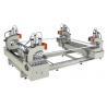 China Stable operation UPVC Window Machine , CNC Horizontal Four Point Welding Machine wholesale