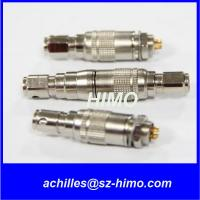 China 4pin Industrial Miniature Connectors Hirose Equivalent wholesale