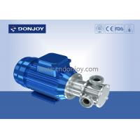 China RX Flexibility Impeller High Purity Pumps Achieve Clockwise And Counterclockwise Rotation wholesale