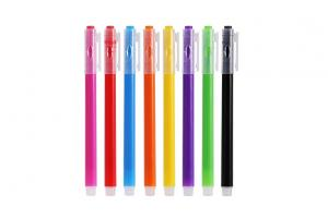 China Magic Auto Vanishing Ink Fading Gel Erasable Marker Pen wholesale