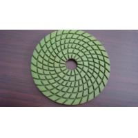 China Hot selling Diamond polishing pads for glass polishing,3 step polishing pads wholesale