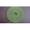 Buy cheap Hot selling Diamond polishing pads for glass polishing,3 step polishing pads from wholesalers