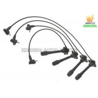 China Directly Coil Toyota Corolla Spark Plug Wires With High Flexibility Connector on sale