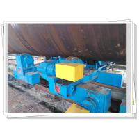 China Steel Wheel Heavy Duty Tank Turning Rolls For Bridge Pile Welding wholesale