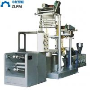 Plastic bottle PVC shrink label making machine