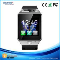 China Intelligent Android Wear Smartwatch GV08 3.7V 450mAh Battery Support 3D Acceleration on sale