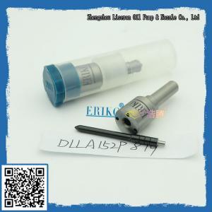 China Denso fuel pump nozzles DLLA 152 P 879; nozzle dispenser DLLA152P879 with black needle wholesale