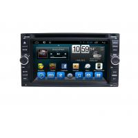 Buy cheap 6.2 Inch DVD Car stereo Universal Car Multimedia Navgation System with Bluetooth from wholesalers