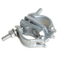 China BS1139 EN74 Scaffolding Double Coupler , Scaffold Tube Clamps Oem Support on sale