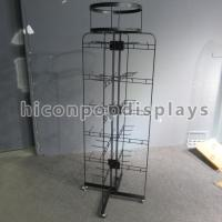 China Metal Accessories Display Stands 6mm Wire For Lithium Battery wholesale