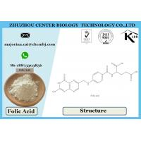 China Folic acid/Vitamin B11 Additives Ingredients Raw Materials Supplement CAS 59-30-3 wholesale