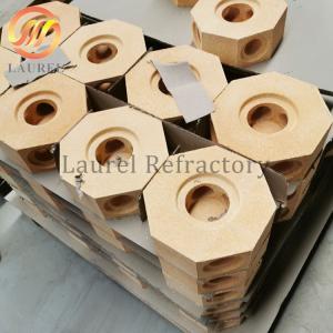 China High Alumina Refractory Bricks / Insulation Firebrick SK34 SK36 SK38 SK40 wholesale